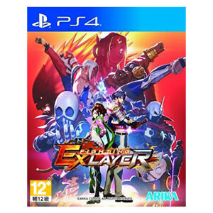 Details about Fighting Ex Layer PlayStation PS4 2018 English Chinese  Japanese Factory Sealed