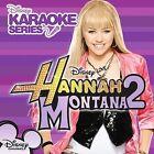 Disney's Karaoke Series: Hannah Montana, Vol. 2 by Karaoke (CD, Sep-2008, Walt Disney)