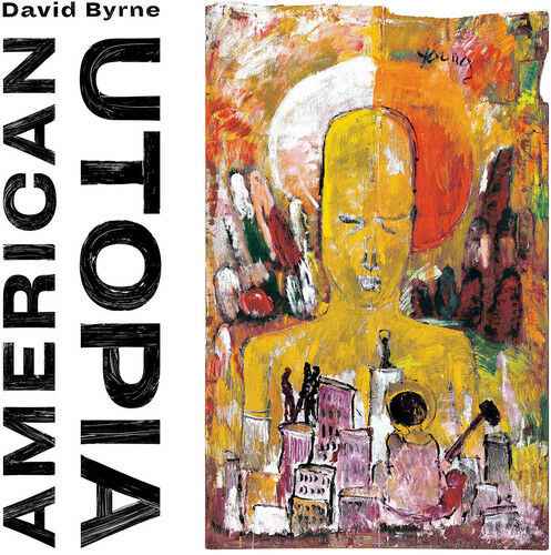 David Byrne - American Utopia [New Vinyl LP]