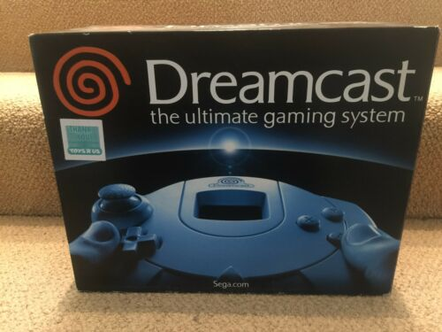 1 of 1 - Sega Dreamcast White Console (NTSC)! New! Complete! Excellent Condition