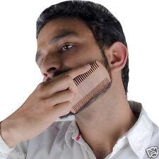 Kabello Premium Wooden Beard Comb - Natural Sandalwood No Static Handmade Comb