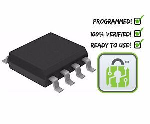 "BIOS EFI Firmware Chip A1278 Apple MacBook Pro 13/"" EMC 2554 MID 2012"