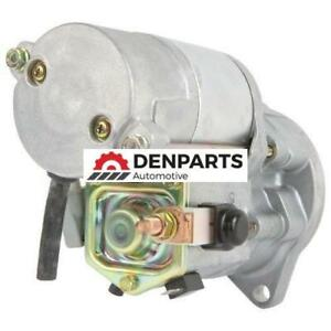 STARTER FORD E & F SERIES w/ MANUAL TRANSMISSION 4.9L 228000-8440 Canada Preview