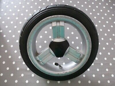 iCandy Apple /& Pear Pushchair Rear Wheel Tyre Axle Inflatable Type Jogger