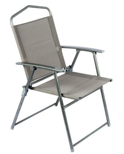 Chaise de Jardin Chaise Pliante Chaise De Camping ALU Chaise Pliable Plage Chaise Chaise de balcon