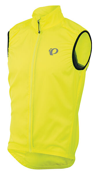 Pearl Izumi 2016  Elite Barrier Bicycle Cycling Vest Screaming Yellow - XL  shop clearance
