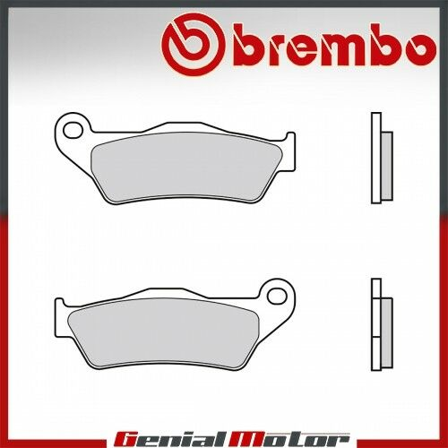 Pastiglie Brembo Freno Anteriori 07bb04.95 Per Ktm Exc R 450 2007 > 2009