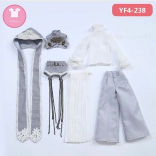 BJD Doll Clothes 1//4 Handsome Doll Clothes For Minifee Boy Body Doll accessories