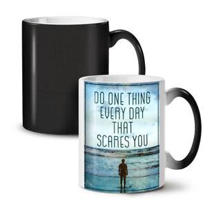 Life Motivation NEW Colour Changing Tea Coffee Mug 11 oz | Wellcoda
