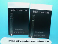 2 John Varvatos Edt Men Cologne Perfume Sample