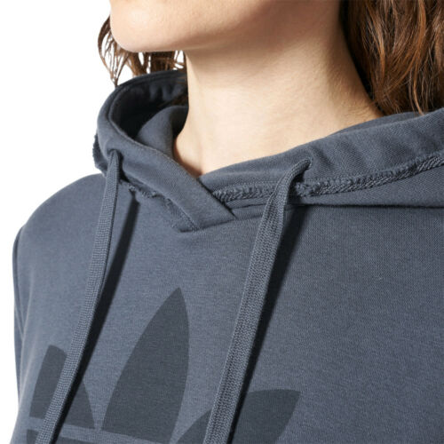 Trefoil Sweatshirt Hooded Everyday Women's Hoodie French Adidas Terry 57w6qxU