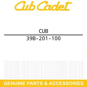 Cub Cadet 39B-201-100 Soft Roof w//Rear Windows Volunteer 4X4 Utility Vehicles