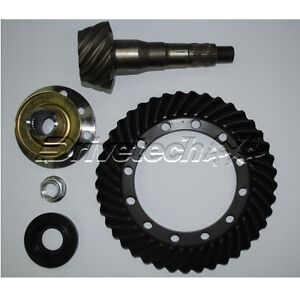 TOYOTA-LANDCRUISER-100-SERIES-8-034-4-1-1-RATIO-DIFF-GEARS-CROWN-WHEEL-amp-PINION