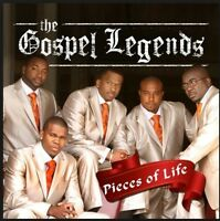 Gospel Legends - Pieces Of Life [new Cd] on Sale