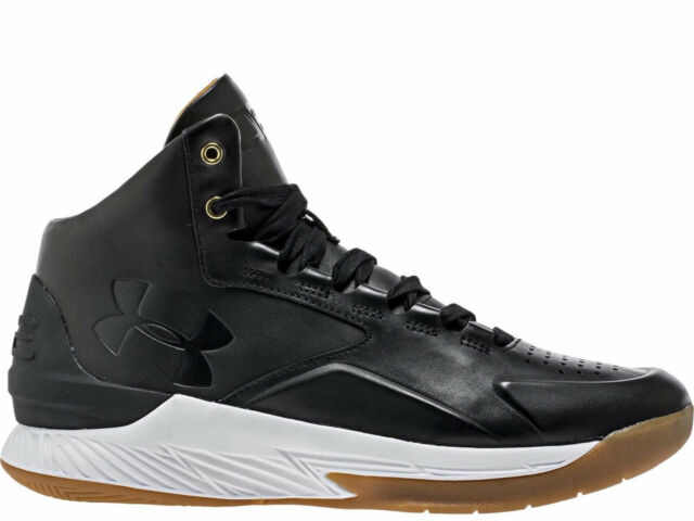 66062e2b244 Brand New Under Armour Curry 1 Mid LTH Men s Athletic Sneakers  1298700 ...