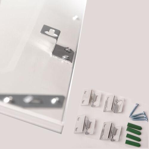 Panneau DEL Rétroéclairage Ultra 120x30 48 W Plafonnier Lampe Pendule Installation