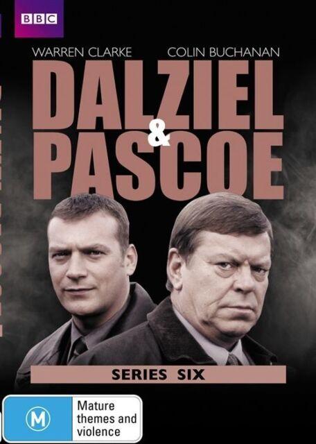 Dalziel & Pascoe : Series 6 (DVD, 2012, 2-Disc Set)