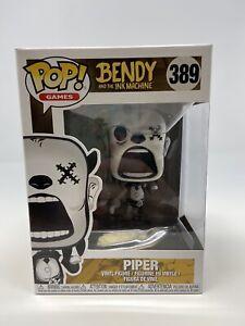 NEW-Funko-Pop-389-Bendy-Ink-Machine-Piper-Vinyl-Figure-FP20