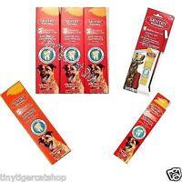 Petrodex Dog Toothpaste Or Peanut Dental Kit Large Economy Poultry 6.2 Oz 3 Pk