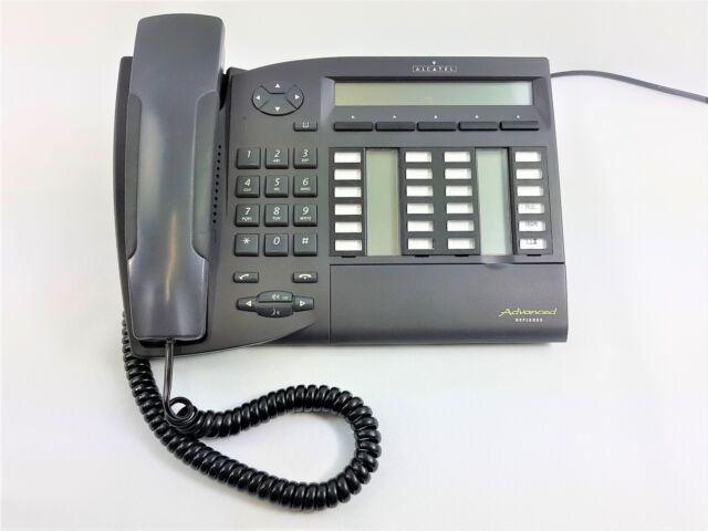 Alcatel 4090L Tastenmodul 40 Keys Reflexes Telefon 4200 4400 Telefonanlage