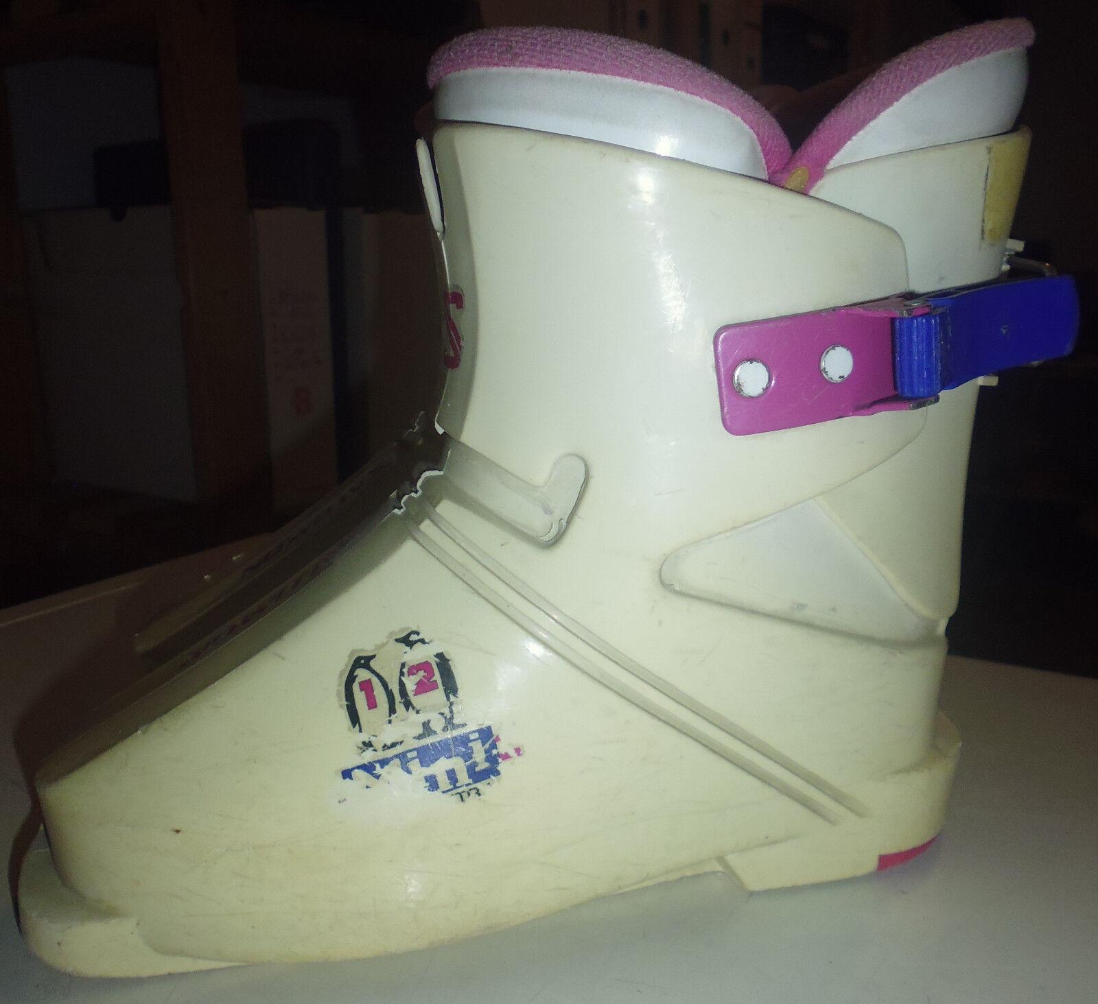 Chaussure de ski Salomon Salomon ski enfant Occasion 6ab533
