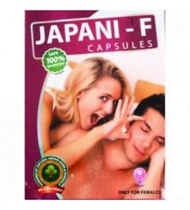 Japani-F-Female-Sex-Herbal-Women-Capsules-Enhancement-Pills-Increase-Original