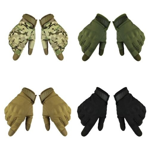 New Outdoor Multi-Purpose Gloves All-In-One Sports Wear-Resistant Protecti R9H7