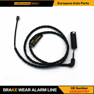 Front Disc Brake Pad Wear Sensor Indicator for 04-10 BMW X3