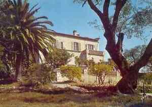 06-TARJETA-POSTAL-CAGNES-en-el-mar-La-casa-de-Renoir