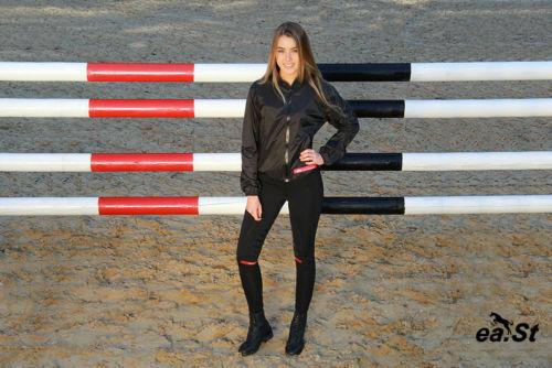Ea.St Reitleggings Reggings Professional Grip Reithose Damen Neu
