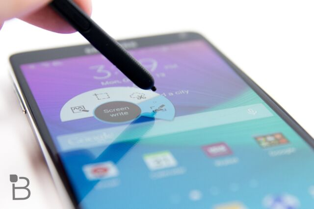 Neu Ungeöffnet Samsung Galaxy Note 4 N910F  4G LTE Smartphone/Charcoal Schwarz/