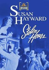 STOLEN HOURS (1963Susan Hayward) - Region Free DVD - Sealed