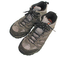 Merrell Moab Hiking Boots Mens 11 Shoes Waterproof Breathable Vibram Soles