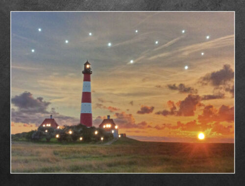 Coussin Westerhever phare Coussin Peluche Coussin Canapé