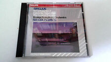 "SIR COLIN DAVIS ""SIBELIUS Symphony 2 Finlandia Valse"" CD 7 TRACKS 432 273-2"