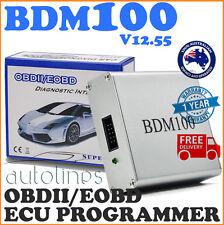 BDM100 V12.55 OBD2 EOBD ECU Chip Tuning Scanner Remap Flasher Programmer Tool