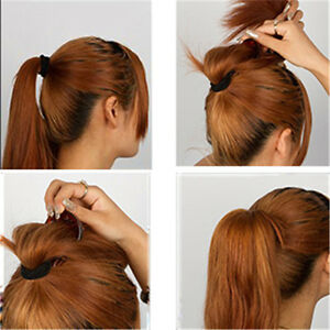 Bump-Up-Inserts-Hair-Comb-Hair-Clip-Styler-Bumpits-Ponytail-Bouffant-Tool