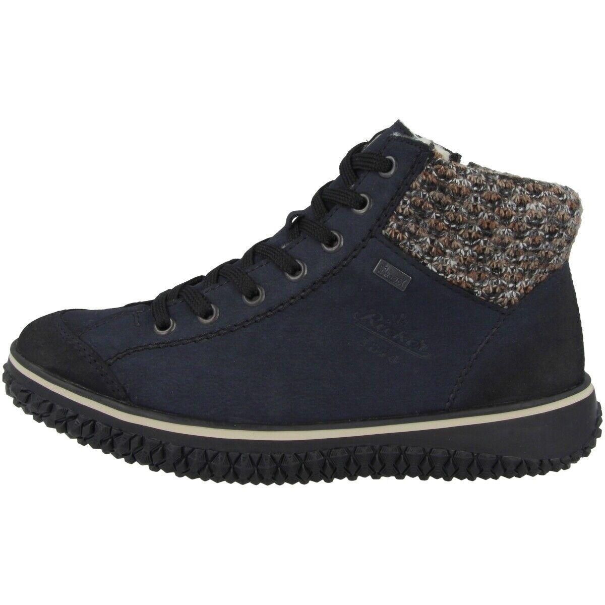 Rieker Namur-Leeds Schuhe damen Damen Winter Stiefel Stiefel Stiefeletten Z4243-14