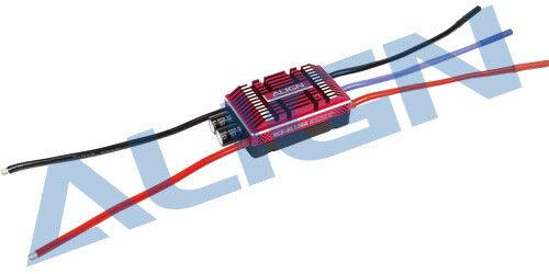 RCE-BLA gobernador sin escobillas (Hobbywing Platinum Pro V4) HES01T