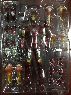 FIGUARTS IRON MAN MARK VII MK-7 NO BOX * NUOVO Bandai Marvel Avengers S.H