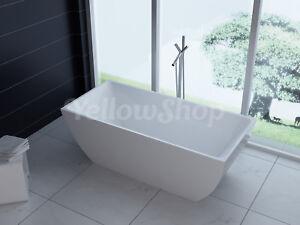 Vasca Da Bagno Rettangolare : Vasca da bagno rettangolare combinata duo easy idromassaggio cm