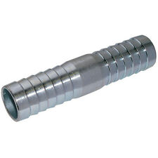 """Hose Tail Barb Joiner Connector Repairer 1"""" 25mm Pk5"""