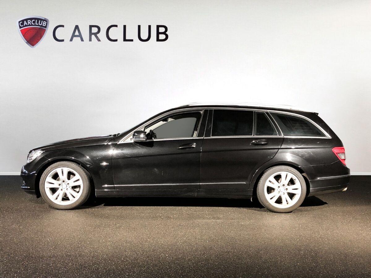 Mercedes C220 CDi Avantgarde stc. aut.