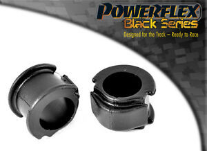 Powerflex BLACK Poly Bush For Audi Coupe Front Anti Roll Bar Mount 25mm