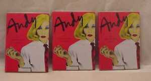 THREE-ANDY-WARHOL-BY-CHRISTOPHER-MAKOS-STILL-IN-PLASTIC-WRAPPER