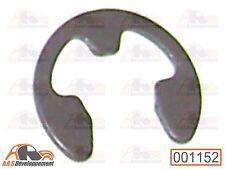Clip axe papillon carburateur double corps GAZ 6mm de Citroen 2CV  -1152-