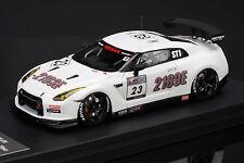 Nissan NISMO R35 GT-R **Super Tec** -- HPI #8492  1/43 RESIN