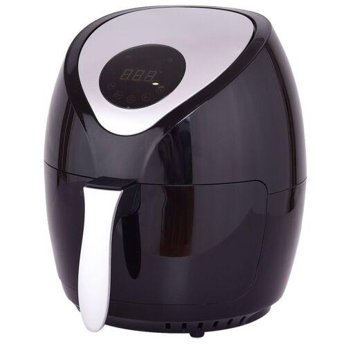 2.6L Car Electric Air Fryer Digital Touch Screen Temperature Control Machine Hot