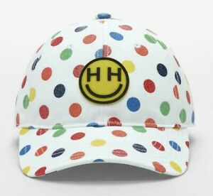 2347955861bdee Converse Pride x Miley Cyrus Polka Dot Dad Hat - 10008771-A02 White ...