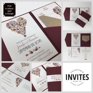 Personalised-Wedding-Invitations-Pocket-Fold-Invites-Printed-Pocketfold-cards